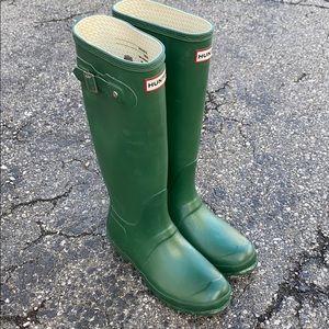 🔥CLEARANCE! HUNTER original tall rubber boots